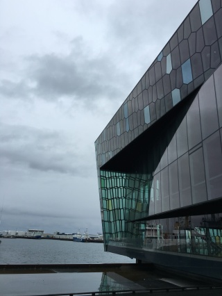 The Harpa Opera House